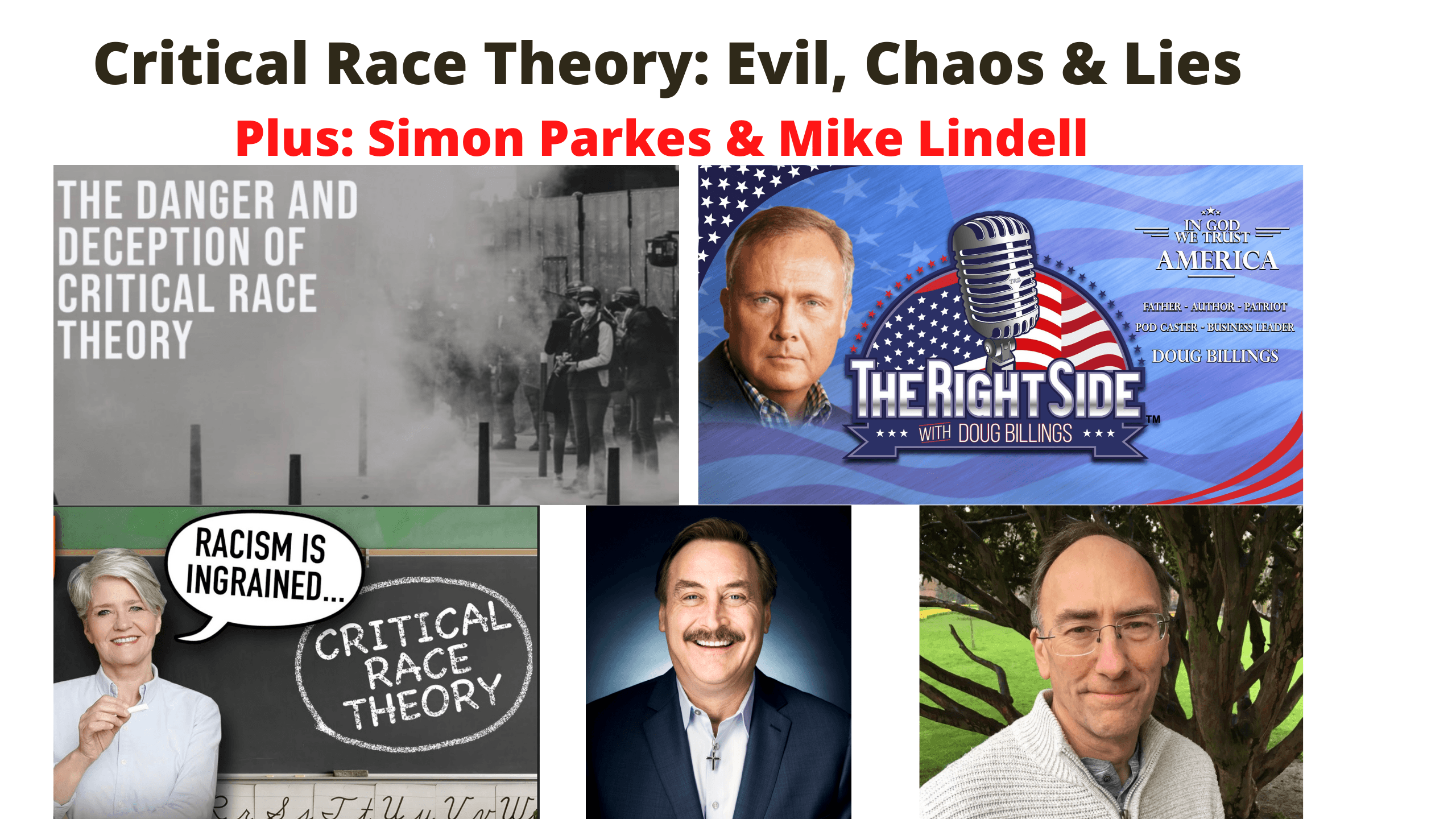 CompressedCritical Race Theory plus Lindell & Parkes